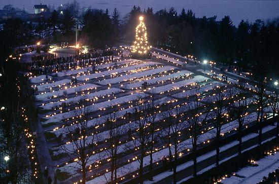 finland cemetery