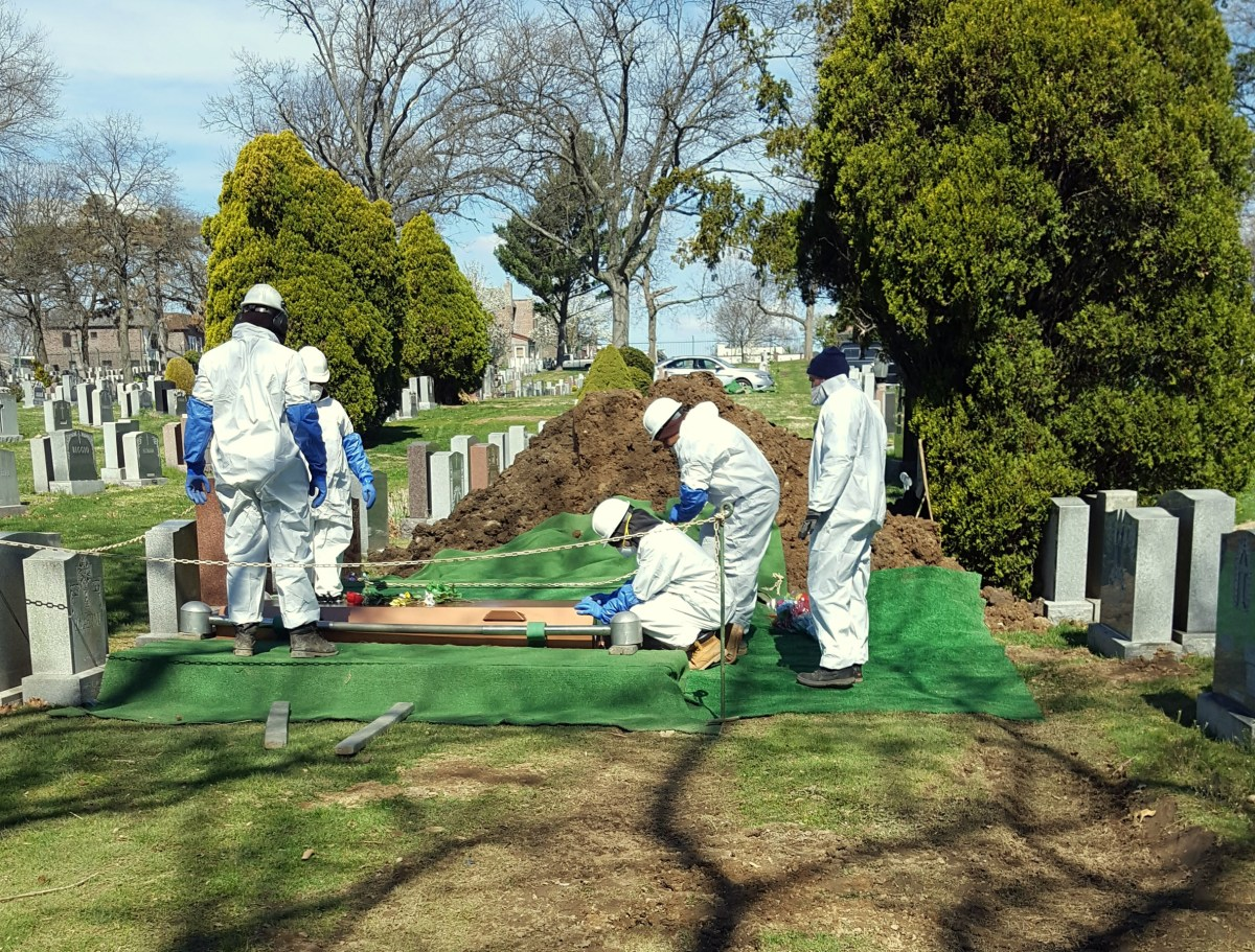 A Funeral Home Director's View of thePandemic